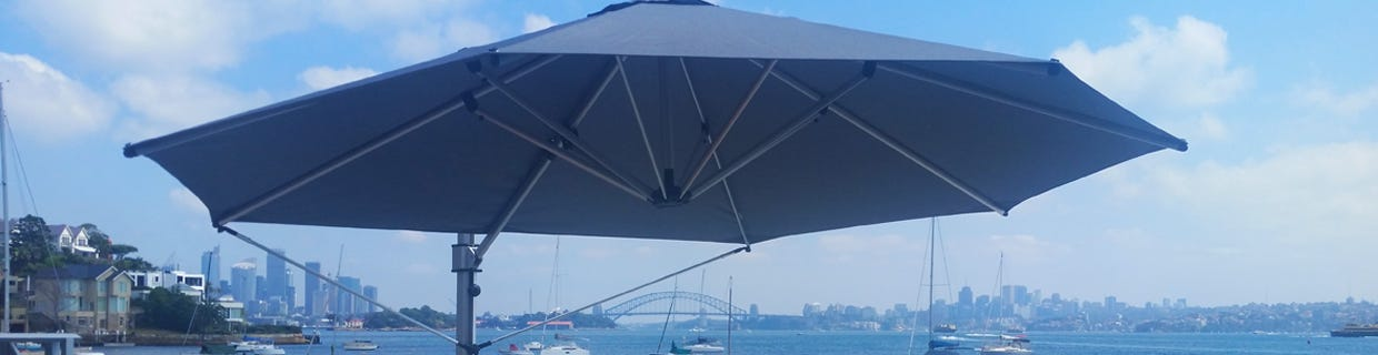 Outdoor Umbrellas & Accessories