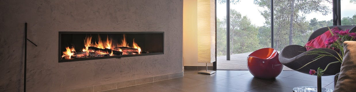 Focus Wood Burning Fireplaces