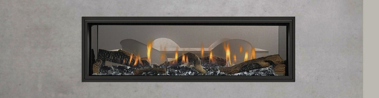 Jetmaster Universal Gas Fireplaces