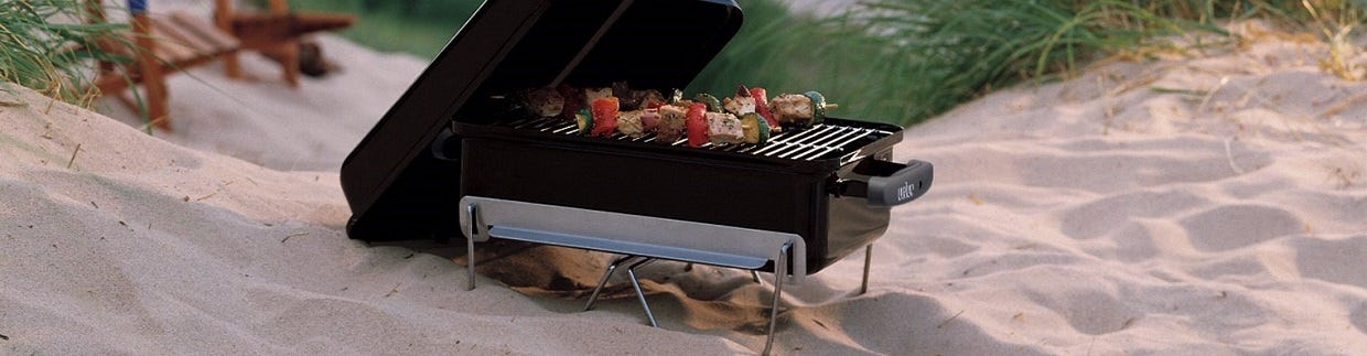 Weber Portable Charcoal BBQs
