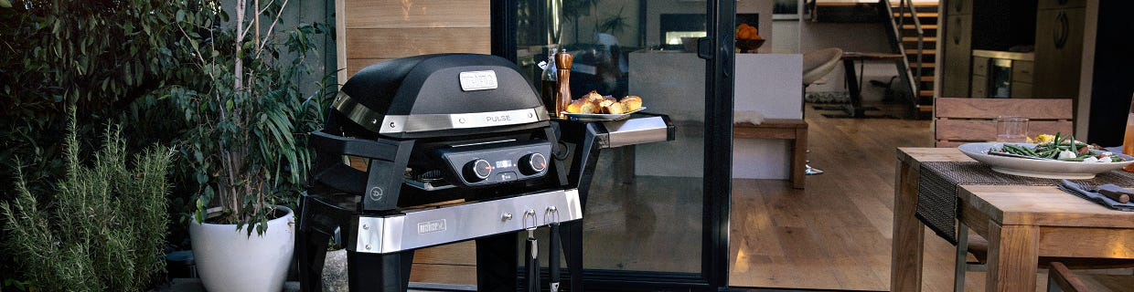 Weber Pulse Electric BBQs