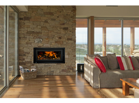 Kemlan Celestial 900 Inbuilt Wood Burning Fireplace