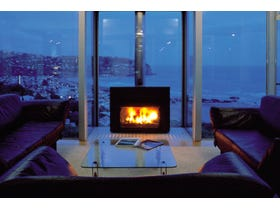 Jetmaster Universal Freestanding Wood Burning fireplace