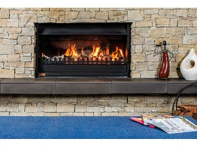 Jetmaster Universal Inserts Wood Burning Fireplaces