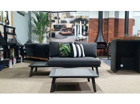 FLOOR MODEL - Tellaro Platform 2pc Outdoor Lounge Setting