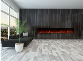 Modern Flames Landscape FullView 2500 BuiltIn Electric Fireplace