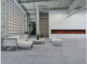 Modern Flames Landscape FullView 3000 BuiltIn Electric Fireplace