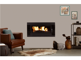 Kent Fairlight Insert Wood Burning Fireplace