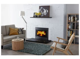 Cleanair Medium Insert Wood Burning Fireplace