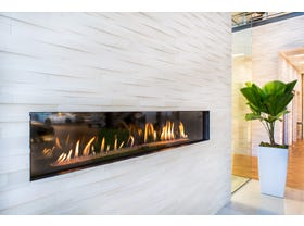 Ortal Front Facing Gas Fireplace- multiple sizes available
