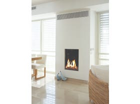 Ortal Gas Fireplace-Clear 60 x 80