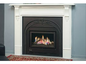 Coonara Royal Victorian Inbuilt Gas Burning Fireplaces