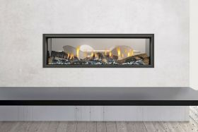 Jetmaster Heat & Glo Mezzo Gas Fireplace Series