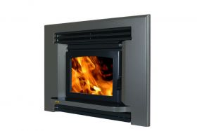 Ethos Ares Built In Wood Burning Fireplace
