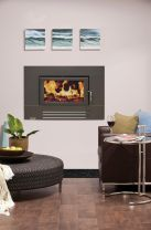 Heatcharm I600 S7 Inbuilt Wood Burning Fireplace