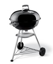 Weber Compact Kettle Charcoal Barbecue