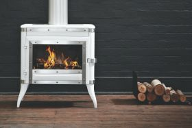 Invicta Tennessee Wood Burning Fireplace
