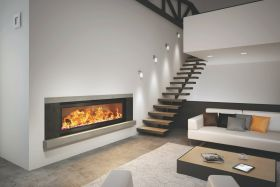 Axis H1600XXL Wood Burning Fireplace