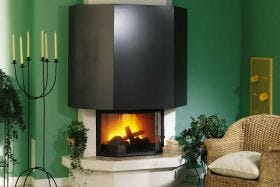 Cheminees Philippe Radiante 930 Fireplace