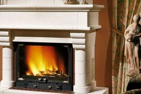 Cheminees Philippe Radiante 1000 Fireplace
