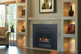 Coonara Chateau Series 1 Victorian Inbuilt Gas Burning Fireplaces