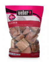 Weber Firespice Cherry Flavoured Smoking Chunks 1.8kgs