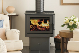 Coonara Settler C-500 Freestanding Wood Burning Fireplace