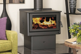 Coonara Settler C-600 Freestanding Wood Burning Fireplace