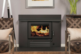 Coonara Settler I-500 Inbuilt Wood Burning Fireplace