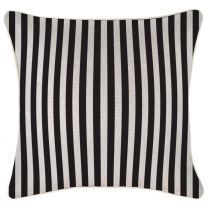 Candy Stripe Cushion with Piping -60 x 60