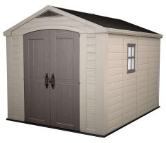 Outstore Factor 8x11 Outdoor Storage Shed