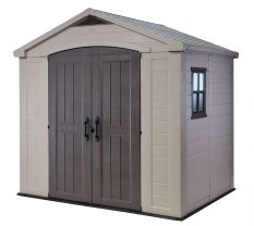 Outstore Factor 8x6 Outdoor Storage Shed