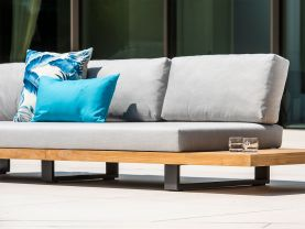 Truro 3 Seater Outdoor Lounge Setting