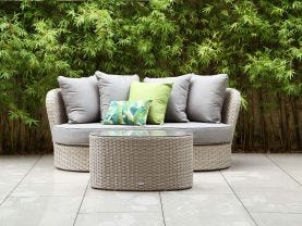 Knut 2pc Outdoor Lounge setting