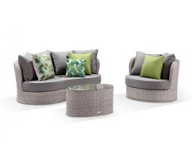 Knut 4pc Sofa Setting