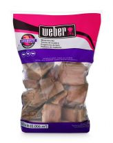 Weber Firespice Mesquite Flavoured Smoking Chunks 1.8kgs