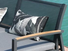 Pacific Arm 2pc Outdoor Lounge Setting