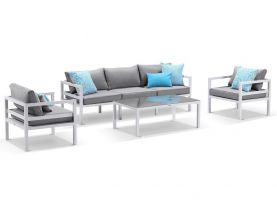 Provence outdoor lounge