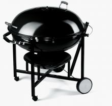 Weber Ranch Kettle Charcoal Barbecue