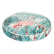 Miami Round Cushion with Piping -40 x 40