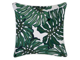 South Pacific Cushion With Piping - 45 x 45