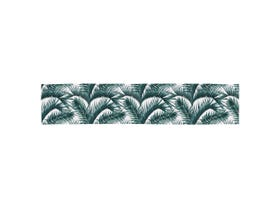 Table Runner Palm Fronds - 210cm x 40cm