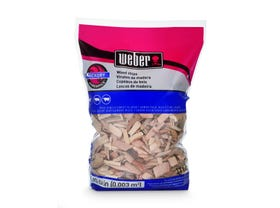 Weber Firespice Hickory Flavoured Smoking Chips 900g