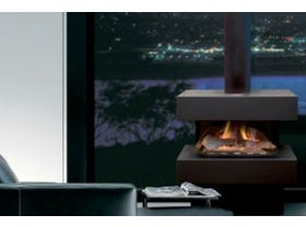 Jetmaster Kemlan Horizon Freestanding Gas Fireplace