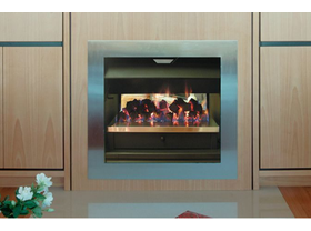 Jetmaster Open Gas Universal Double Sided Gas Fireplace