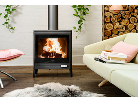 Invicta Kazan Wood Burning Fireplace