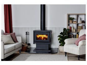 Kent Somerset MKII Wood Burning Fireplace