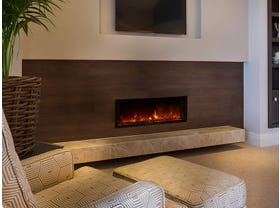 Modern Flames Landscape FullView 1000 Built In Electric Fireplace