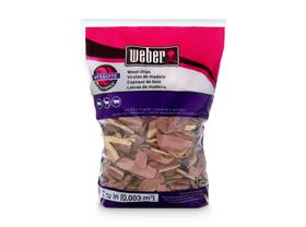 Weber Firespice Mesquite Flavoured Smoking Chips 900g