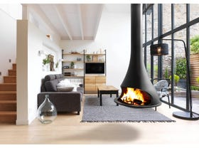 Bordelet Tatiana 997 Suspended Wood Burning Fireplace